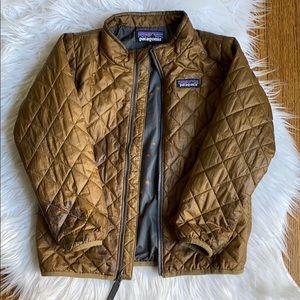 Boys Patagonia Puffer Jacket